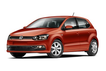 VW Polo or similar | Automatic | 5 doors | 5 persons | Free mileage
