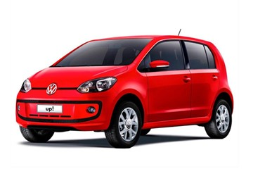 VW Up or similar | Manual | 5 doors | 4 persons | Free mileage