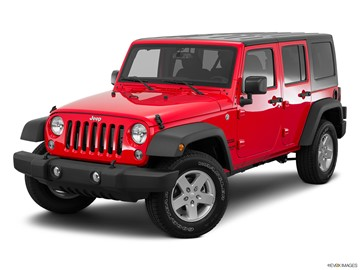 Jeep Wrangler | Manual