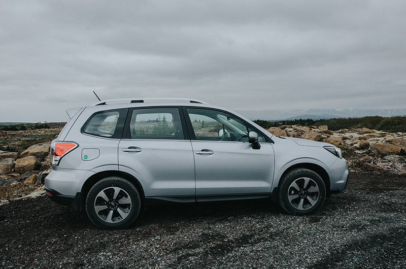 Rent A Subaru Forester 4x4 In Iceland