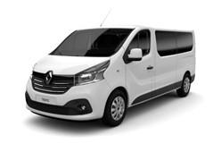 Renault Trafic 9 Passenger