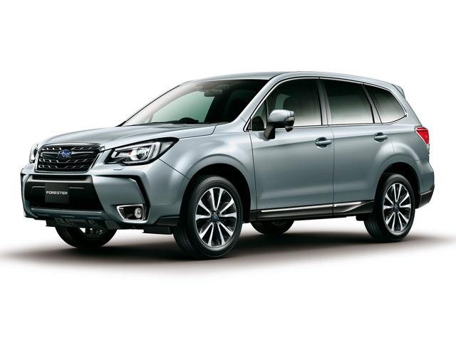 Subaru Forester 4x4 or similar