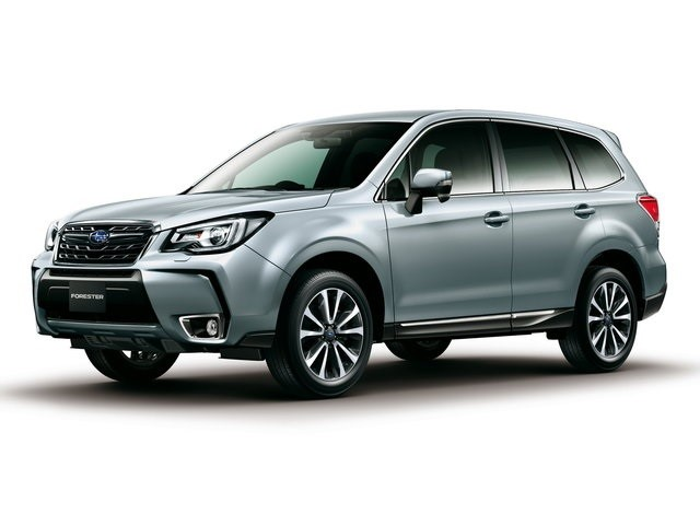 Subaru Forester 4x4 or similar
