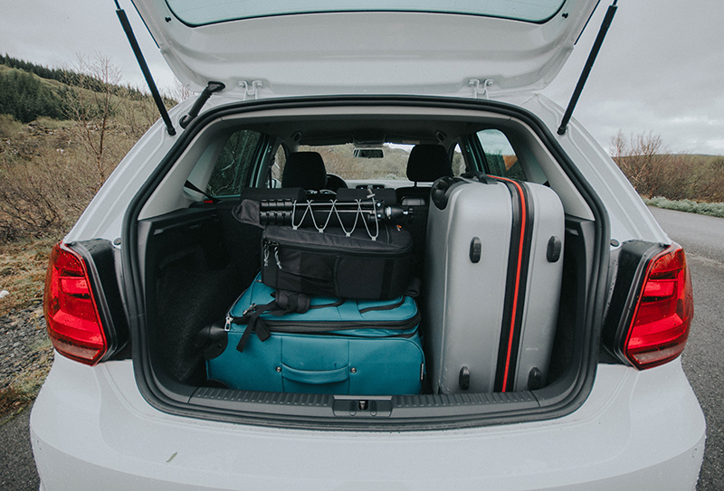 Rent A Volkswagen Polo Automatic In Iceland