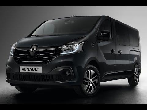 Renault Trafic or similar