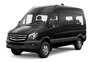 Mercedes-Benz Sprinter 4x4 | Auto|15 persons