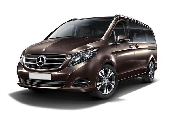 Mercedes-Benz Vito 4wd