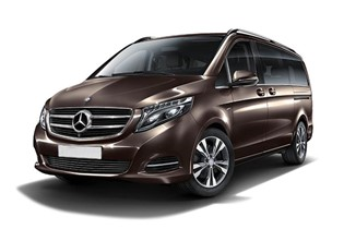 Mercedes-Benz Vito 4wd | Auto| 9 persons