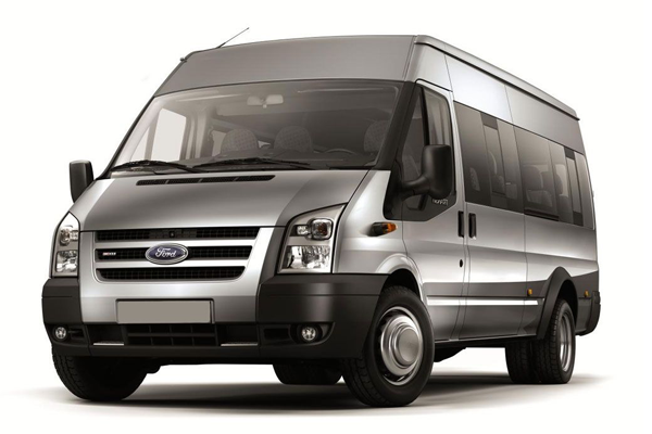 Ford Transit | Manual | 17 persons