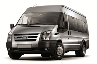XU - Ford Transit | Manual | 17 persons