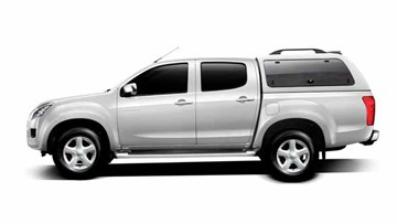 Isuzu D-Max Double Cab 4wd or similar | Automatic | 4 doors | 5 persons | Free mileage