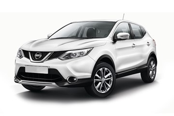 Nissan Qashqai 4wd or similar | Manual | 5 doors | 5 persons | Free mileage