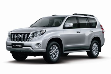 Toyota Landcruiser 150 4wd or similar | Automatic | 5 doors | 7 persons | Free mileage