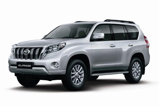 Toyota Landcruiser 150 | Auto | 5-7 persons